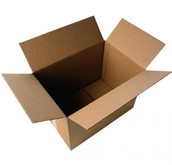 Pack 10 Cajas embalaje fondo automatico 304x217x150mm