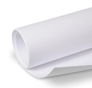 Rollo papel embalaje kraft 1x50m blanco