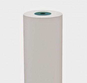Bobina papel kraft blanco 110cm 55kg