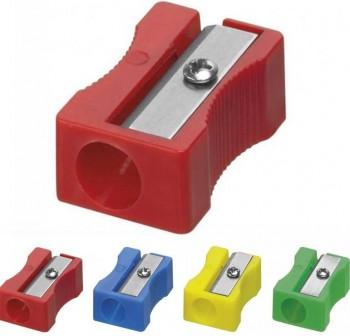 PRYSE Afilador plastico sencillo rectangular