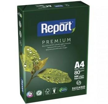REPORT Din A-4 80gr. premium quality (verde) 500hojas