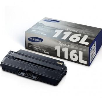 SAMSUNG Toner laser MLT-D116L/ELS negro original (3k)