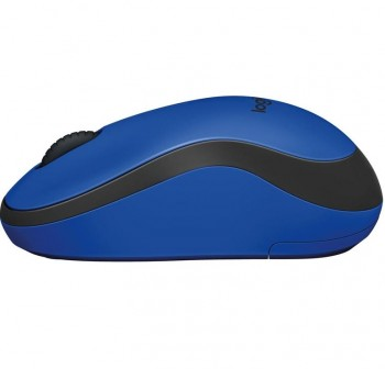 WOXTER Raton optico alambrico USB azul