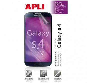APLI Bolsa film protector Samsung galaxy G4 1h