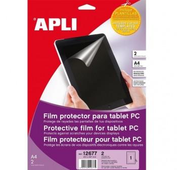 APLI Bolsa de film protector 210x297 (2hojas)