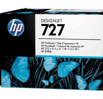 HP Cabezal inkjet B3P06A colores original Nº727