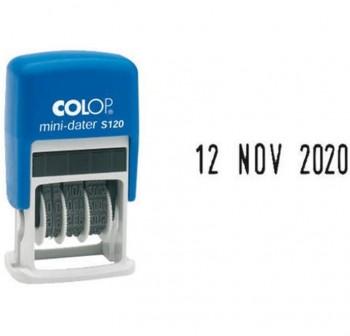 COLOP Sello fechador S-120 automatico