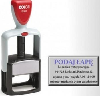 COLOP Sello formulario S-300/W automatico