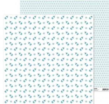 ANITA PAPEL SCRAP 30,48x30,48CM (12x12\c) MI SOL (BIBERONES)