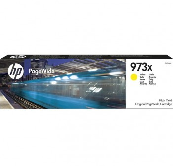 HP Cartucho inkjet F6T83AE original Nº973X AMARILLO (7K)
