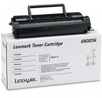 LEXMARK Toner laser 69G8256 negro original