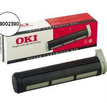 OKI Toner laser 4W negro original
