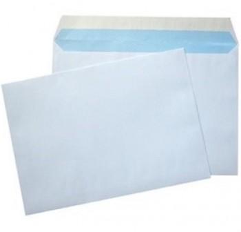 KORES Sobre 176x231 blanca silicona (PACK25)
