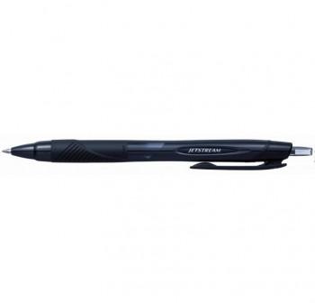 Bolígrafo retráctil Uni-ball jetstream sport trazo 0,7mm negro