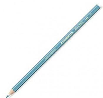 Caja 12 lapices de colores Staedtler noris club azul claro