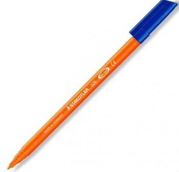 Caja 10 Rotuladores Staedtler noris club Tinta antisecado trazo 1,0 mm naranja