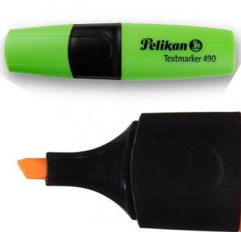 Rotulador fluorescente textmarker trazo 5mm verde