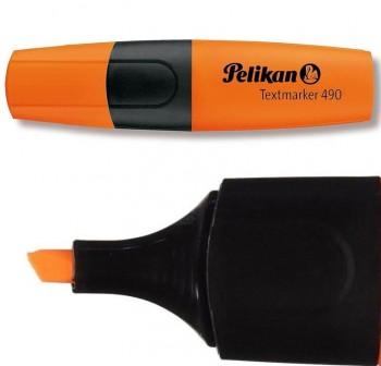 Rotulador fluorescente textmarker trazo 5mm naranja