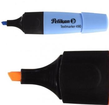 Rotulador fluorescente textmarker trazo 5mm azul