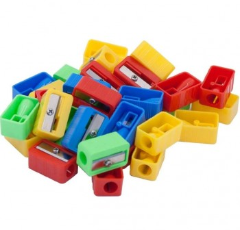 Sacapuntas plástico