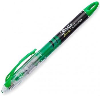 Rotulador fluorescente liquid accent trazo 3Mm verde
