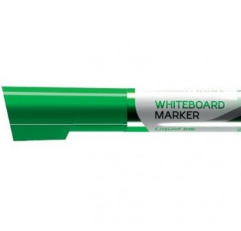 Marcador pizarra Velleda Ink Pocket tinta liquida trazo medio verde