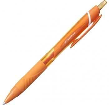 Bolígrafo retráctil Uni-ball  Jetstream 0,7 mm naranja