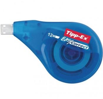 Cinta correctora Tipp-ex easy correct 12m