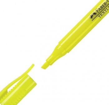Marcador fluorescente Textliner 38 color amarillo