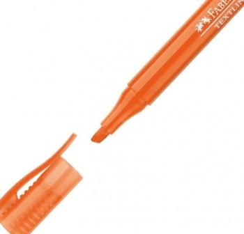 Marcador fluorescente Textliner 38 color naranja