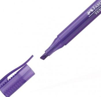 Marcador fluorescente Textliner 38 color violeta