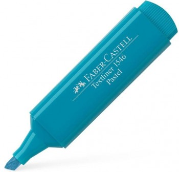 Faber-Castell Marcador fluorescente Textliner 1546 turquesa pastel