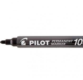 Pilot Marcador permanente SCA-100 punta cónica trazo 1mm negro