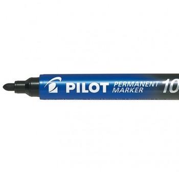 Pilot Marcador permanente SCA-100 punta cónica trazo 1mm azul