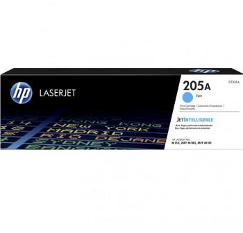 HP Toner laser CF531A original (1,1k) CYAN Nº205A