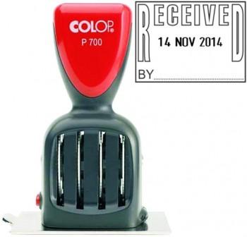 COLOP Fechador P 700/** manual