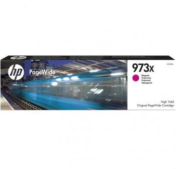 HP Cartucho inkjet F6T82AE (7k) original MAGENTA Nº973X