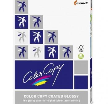 MONDI Papel fotocopiadora A-4 135gr. glossy 250hojas