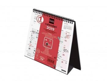 FINOCAM Calendario sobremesa escribir S 2019