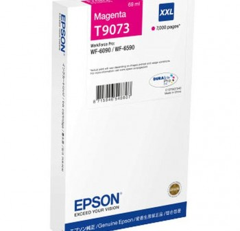 EPSON Cartucho inkjet T9073 original MAGENTA XXL
