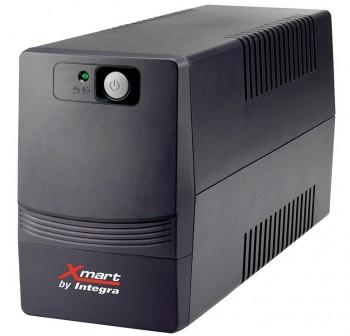 SAI (UPS) Integra xmart supra 900VA 230v USB RJ11 2XSCHUKO