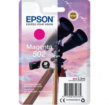 EPSON Cartucho inkjet C13T02V34010 502 original magenta