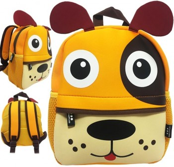 "DMM Mochila de guarderia ""Happy animals\"" PERRITO"