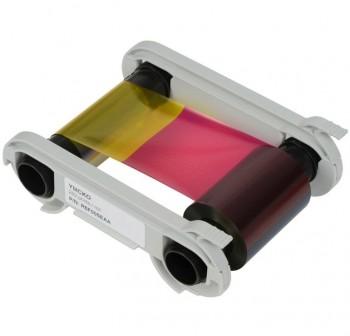EVOLIS Cartucho de cinta YMCKO 300 impresiones colores
