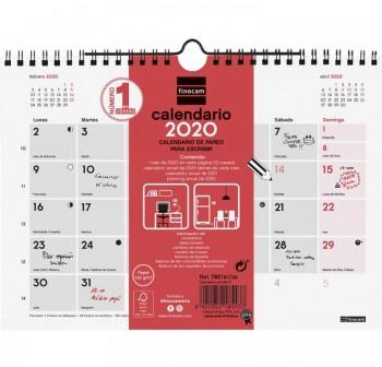 FINOCAM Calendario pared escribir M 2021