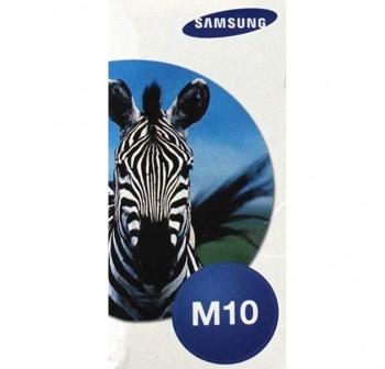 Cartucho Ink-Jet Samsung INK-M10/row negro
