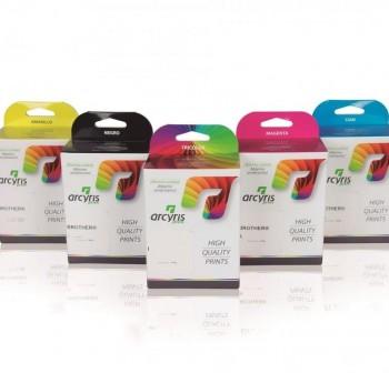 Cartucho Ink-jet Arcyris alternativo Epson C13T70224010 cyan