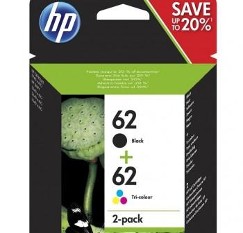 HP Cartucho Ink-Jet HP N9J71AE Pack negro / tricolor