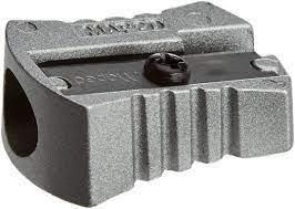 MAPED Afilador metalico CLASSIC 1 agujero