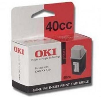 Cartucho Ink-Jet Oki 09215992 negro